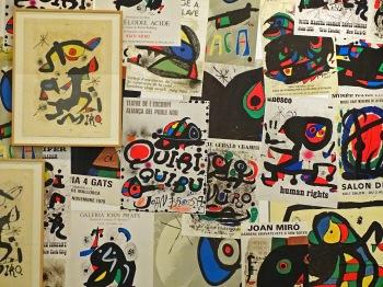 Joan Miro, (b 1893, d 1983)