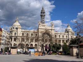 Valencia Post Office