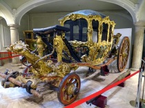 Gilded Carriage