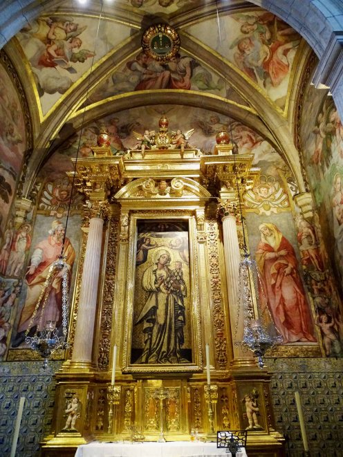 Chapel of the Virgin of Antigua