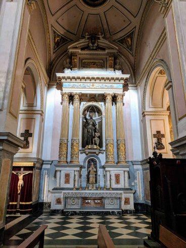 Chapel of a Jesuit saint-1