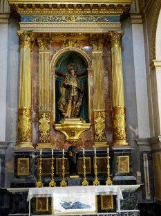 Chapel of San Francisco de Borja