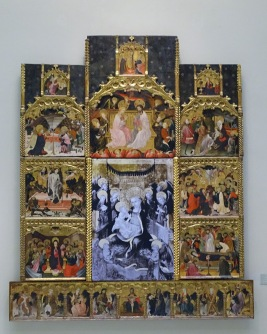 Altarpiece of the Seven Joys of the Virgin / Altarpiece of the Life of the Virgin