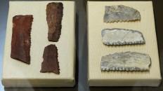 Serrated tools