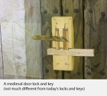 Door Lock and Key
