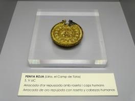 Iberian Gold Earring