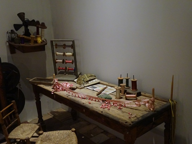 A workers desk