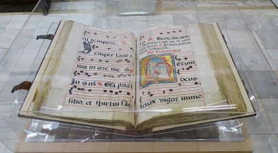 Book of Gregorian Chants