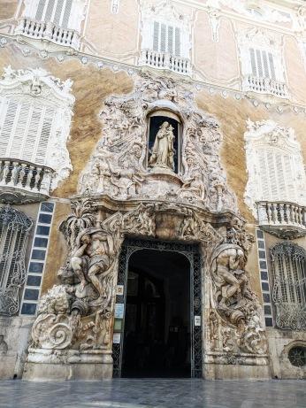 Alabaster Doorway