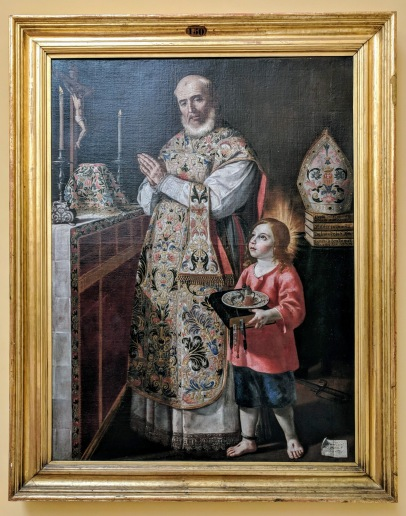 St. Peter Paschal, Bishop and Martyr (The day Jesus was an altar boy)