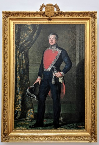 Portrait of Francisco Ignacio de Montserrat