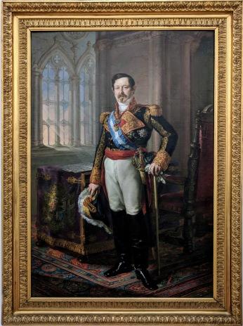 Captain Ramón María Narváez, 1st Duke of Valencia