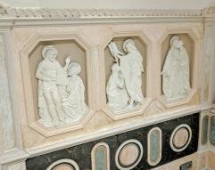 Ceramic Frescoes