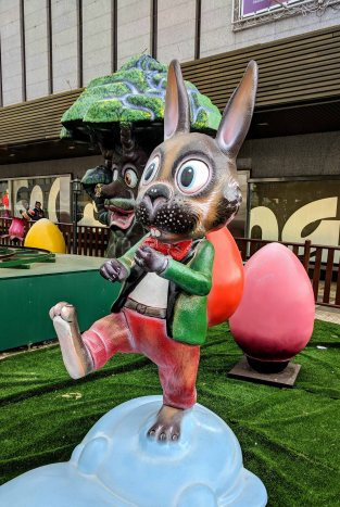 An image of the Easter Bunny