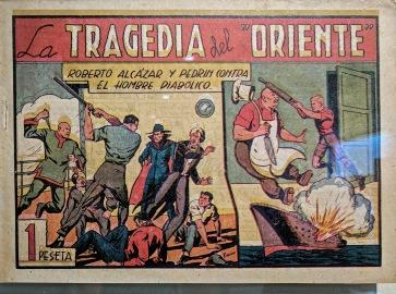 Tragedia del Oriente by Jesús Blasco