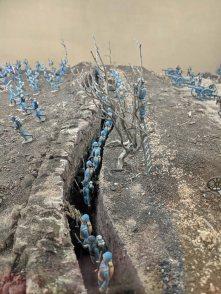 World War 1 trench warfare