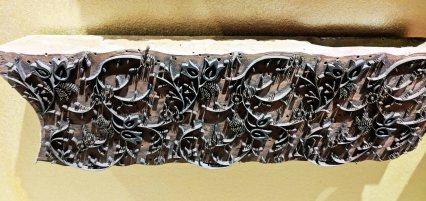 Silk Printing Pattern