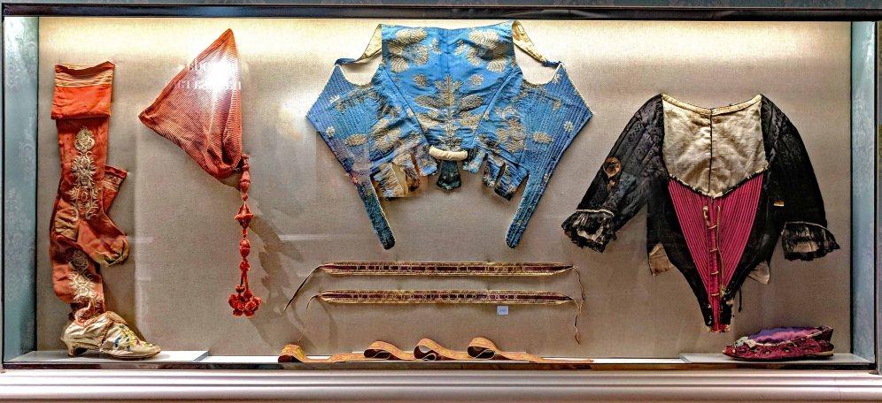 Various Silk Clothing