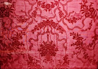 Patterned Silk