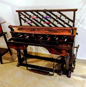 A Silk Loom