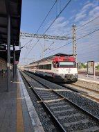 Renfe Regional Express train