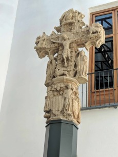 Cross of the Way of Valencia (dated between 1300 and 1400 AD)
