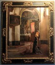 Chapel of the Christ of Light by Joaquín Capulino Jáuregui (1879-1969)