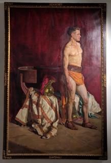"""Sigfrido"" 1928 by Rafael Perales Tortosa"