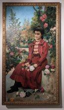 Pilar Sarthou 1913 by Vincente Castell
