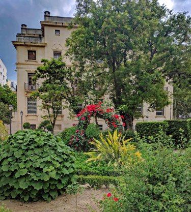 Jardín de la Paz Garden, Xàtiva, València