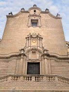 The Collegiate Basilica of Santa María