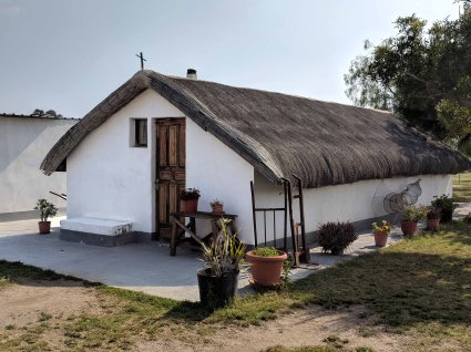 "A traditional ""barracas"""