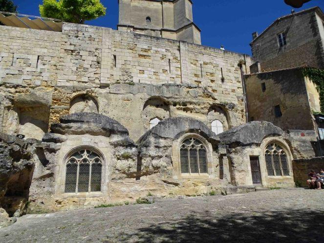 The monolithic church.