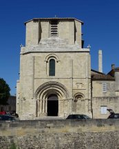 Collegiate Church of Saint-Emilion