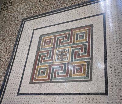 Roman Tiled Floor
