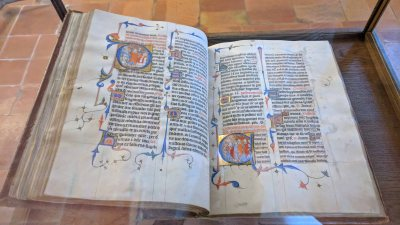 Illustrated manuscript