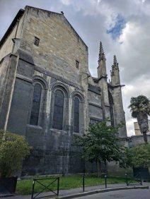 Basilique of Saint-Seurin