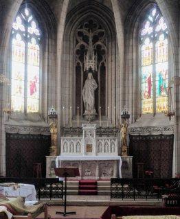 Church Saint-Seurin