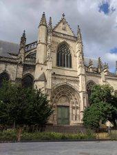 Basilique of Saint-Michel
