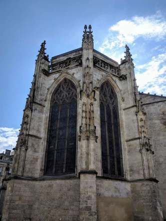 Facade of Église Saint Pierre