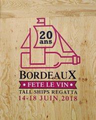 Bordeaux Fête le Vin and Tall Ships Regatta 2018