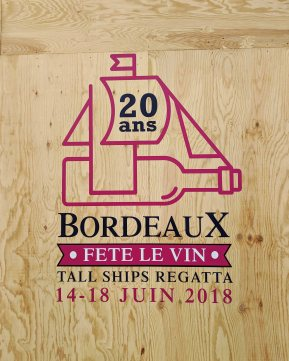 Bordeaux Fête le Vin and Tall Ships Regatta 2018