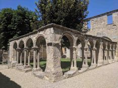 The Cordeliers cloister