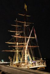 Morgenster - is a sail training ship based in the Netherlands.