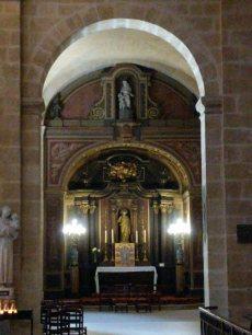 A side Chapel