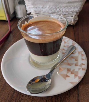 """A """"café bombon"""""""