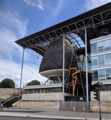 The Bordeaux Law Courts