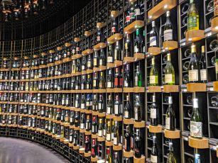 City of Wine wine store
