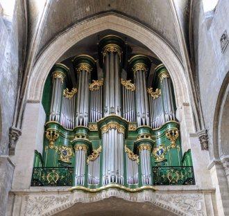 The Dom Bedos organ