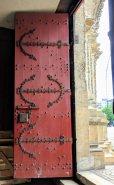 Wonderfully decorated west door